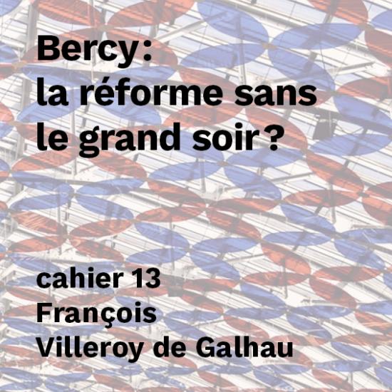Bercy : la réforme sans le grand soir ?